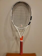 Babolat Pure Strike 16x19, 305g, 4 1/8 grip, strung rpm/nat gut, great condition
