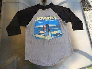 Vintage Journey Concert ¾ Sleeve World Tour 1986 Raised on Radio Large T-shirt