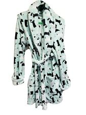 Cynthia Rowley  Robe  with Dachshunds  Size L