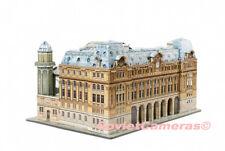 1/220 Z Scale Building Saint Lazare Railway Station Paris Cardboard Model Kit