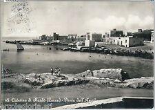 60650  - CARTOLINA d'Epoca - LECCE  provincia :  Santa Caterina (Nardò) 1958