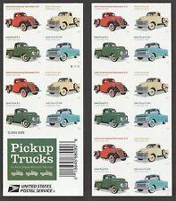 US 5104b Pickup Trucks forever booklet 20 MNH 2016