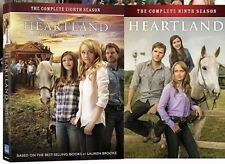 Heartland: The Complete Series Season 8 And Season 9