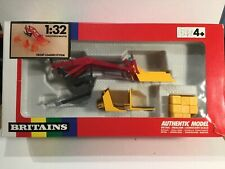 Britains Farm 9574 Front End Loader Within Its Original Box Complete