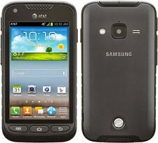 Samsung Galaxy Rugby Pro Black I547 8GB GSM Unlocked (AT&T T-Moblie) Smartphone
