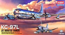 ACADEMY 1:72 KIT MONTAGGIO AEREO KC 97L JET BOOSTED TANKER             ART 1606