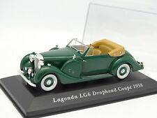 Stampa Ixo 1/43 - Lagonda LG6 Drophead coupé 1938