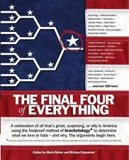 The Final Four of Everything (2009, Paperback)