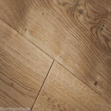 Engineered Oak Flooring Wide Boards 15mm x 3mm x 180mm Lacquered Wood Veneered