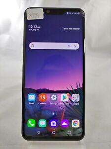 "LG G8 ThinQ LM-G820 128GB AT&T GSM Unlocked 6.1"" Smartphone Gray X934"