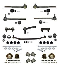 16 Piece Monte Carlo, Malibu & El Camino Steering and Suspension Kit 1978-87
