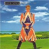 DAVID BOWIE CD ALBUM - EARTHLING - 9 TRACKS INCLUDING THE CLASSIC LITTLE WONDER!