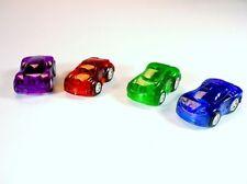 6 Sportwagen mit Rückzug Autos zum aufziehen Aufziehauto Mitgebsel Neu