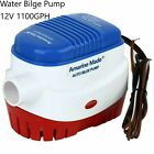 Automatic Submersible Boat Water Bilge Pump 12v 1100gph Auto With Float Switch