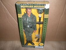 Polyfect Toys #28011 Special Forces Military Soldier Collector Series.