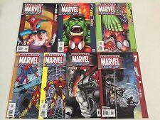 Ultimate Marvel Team-Up #1-16 Set Spider-Man Punisher