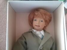 "1990's Vintage Heidi Ott Little Ones Doll NRFB 12"" Tall Boy # M69 Christopher"