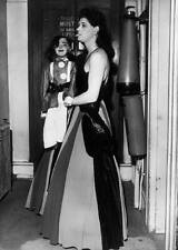 OLD TV RADIO PHOTO Ventriloquist Bobbie Kimber & her puppet 1