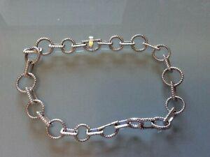 Lovely silver colour bracelet