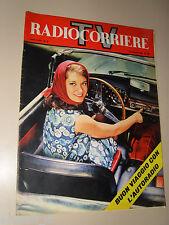 RADIOCORRIERE TV 1962/32=ANDREINA PEZZI AUTORADIO=TELSTAR=ALFREDO CATALANI=