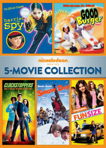 The Nickelodeon Movies Collection [New DVD] Boxed Set, Lithograph, O-Card Pack