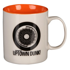 """911641 MUSICOLOGY LOVE MUSIC MUG """"UPTOWN DUNK!"""" GREAT GIFT IDEA FOR FRIENDS!"""
