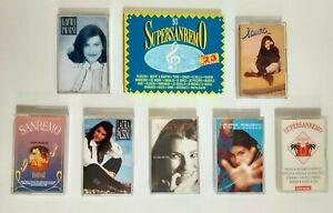 Laura Pausini Lotto Cassette