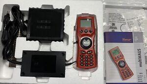 Roco 10810 Digitalzentrale Mit Multimaus Komplett Set/ Neuwertig