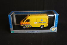 Carrarama Mercedes-Benz Sprinter 1:43 Ambulance (NED) (JS)