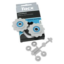 Tacx T4095 Jockey Wheels, Pulley Set, SRAM Race, Red, Force, Rival, Ceramic