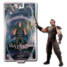 DC Direct Batman Arkham City Series 3 Ra's Al Ghul 6-Inch Action Figure