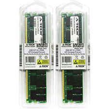 4GB KIT 2 x 2GB HP Compaq ProLiant BL25p BL35p BL45p DL145 PC3200 Ram Memory