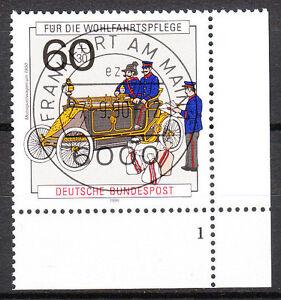 BRD 1990 Mi. Nr. 1474 gestempelt Eckrand 4 Formnummer 1 TOP!!! (8944)