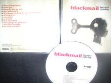 RARE CD Blackmail - Tempo Tempo SUPER TOLLE CD