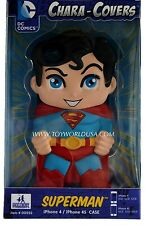 DC Comics Chara-Covers Superman iPhone4/iPhone 4S Case New/Sealed