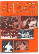 MOVES MAGAZINE #40 AIR WAR OBJECTIVE: MOSCOW WACHT AM RHEIN SPI 1978