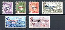 GB LOCAL HERM ISLAND  6 ST.   EUROPA 1961   **  MNH VF   @3