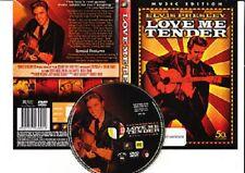 22384// LOVE ME TENDER MUSIC EDITION ELVIS PRESLEY DVD NEUF