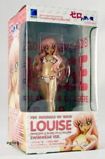 Wave The Familiar Of Zero Louise White Swimwear Ver. Painted Figure