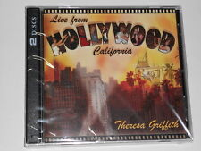 LIVE FROM HOLLYWOOD by Theresa Griffith  Special Price