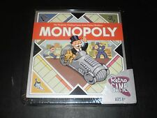MONOPOLY RETRO GAME EDITION PARKER BROS. FACTORY SEALED