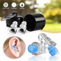 Noise Reduce Cancelling Ear Plugs Hearing Protection For Sleeping Music Concerts