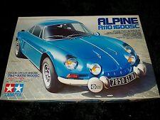 Tamiya 1/24 Alpine A110 1600SC Sports Car Great Condition Very Rare