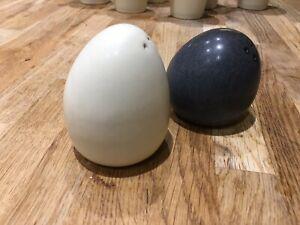 Denby Energy Salt and Pepper Pots
