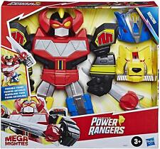 POWER Rangers MOVIE 4 x battaglia Zord Mastodon evermannellidae Triceratopo Pterodattilo