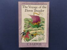   @Oz    NARNIA #5 : THE VOYAGE OF THE DAWN TRADER By C. S. Lewis (1998), SC