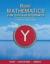 Available Titles CourseMate: Basic Mathematics for College Students by Diane...