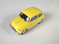 Fiat 600 1/43 DeAgostini Ixo URSS Voiture de l'Est CAR AUTO MODEL P189