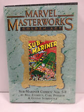 MARVEL MASTERWORKS GOLDEN AGE SUB-MARINER VOLUME 81 -SEALED! FREE SHIPPING