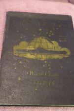 USS VALLEY FORGE CV-45 WORLD CRUISE 1947 - 1948 BOOK MAIDEN VOYAGE